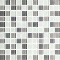 Стеклянная мозаика GRIS MIX 30х30 Польша