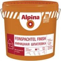 Шпатлевка 25кг Alpina EXPERT Feinspachtel Finish белая Белар