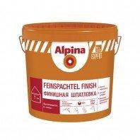Шпатлевка 4.5кг Alpina EXPERT Feinspachtel белая Беларусь