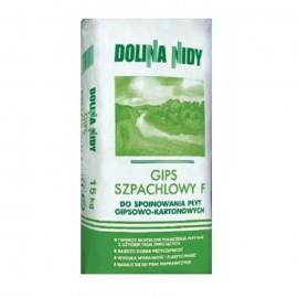 Гипс шпатлевочный 15кг DOLINA NIDY Польша